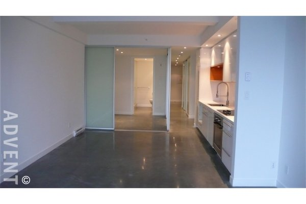 Unfurnished Live / Work Loft For Rent at Jacobsen in East Vancouver. 519 - 256 East 2nd Avenue, Vancouver, BC, Canada.