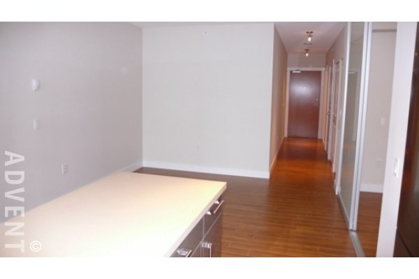 Foundry 2 Bedroom & Den Unfurnished Apartment Rental in Westside Vancouver. 307 - 1833 Crowe Street, Vancouver, BC, Canada.