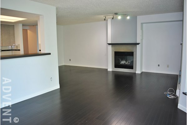 Citygate Huge 2 Bedroom Unfurnished Apartment For Rent in Vancouver. 306 - 1188 Quebec Street, Vancouver, BC, Canada.