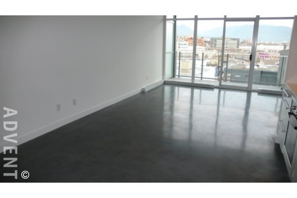 Jacobsen Unfurnished Loft Rental in Mount Pleasant East Vancouver. 513 - 256 East 2nd Avenue, Vancouver, BC, Canada.
