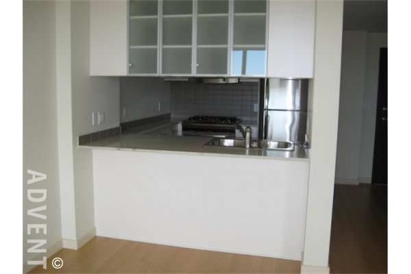 Wall Centre 1 Bedroom Unfurnished Apartment For Rent in Richmond, West Cambie. 504 - 3333 Corvette Way, Richmond, BC, Canada.
