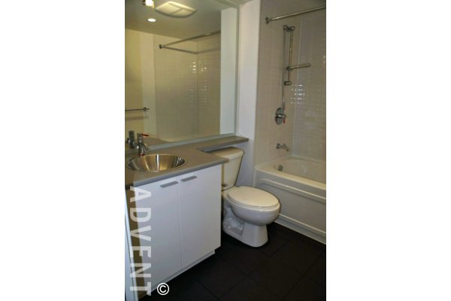 Unfurnished 1 Bedroom & Solarium Apartment For Rent at Spectrum in Vancouver. 2109 - 602 Citadel Parade, Vancouver, BC, Canada.