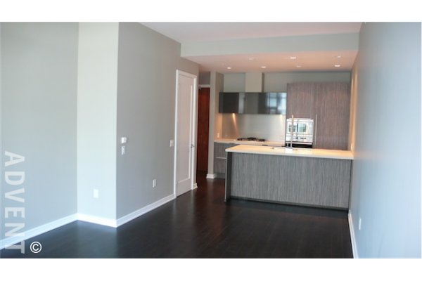 Kayak Unfurnished 1 Bedroom Apartment For Rent at the Olympic Village in False Creek. 408 - 77 Walter Hardwick Avenue, Vancouver, BC, Canada.