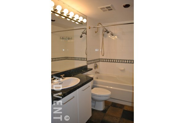Unfurnished 2 Bedroom Apartment For Rent at The Concordia in Yaletown. 3D - 199 Drake Street, Vancouver, BC, Canada.