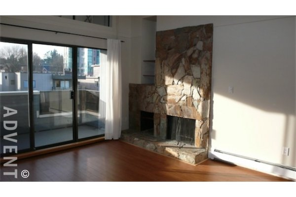 1 Bedroom Apartment For Rent at Fairview Gardens on Vancouver's Westside. P7 - 2885 Spruce Street, Vancouver, BC, Canada.