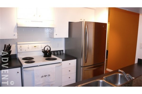 Galileo Unfurnished 2 Bedroom Apartment For Rent in Downtown Vancouver. 1205 - 822 Homer Street, Vancouver, BC, Canada.