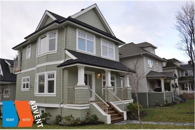 Mount Pleasant Townhouse Rental 2979 Ontario St Vancouver ...