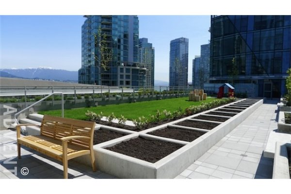 West Pender Place 1 Bedroom Apartment Rental in Coal Harbour Vancouver. 502 - 1477 West Pender Street, Vancouver, BC, Canada.
