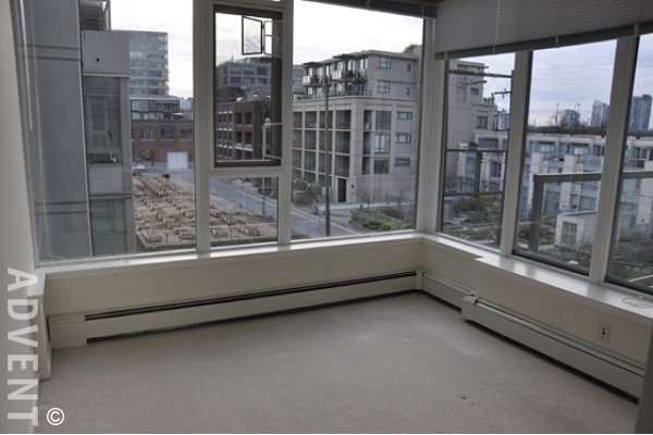 1 Bedroom Apartment Rental at Pinnacle Living on Vancouver's Westside. 501 - 1887 Crowe Street, Vancouver, BC, Canada.