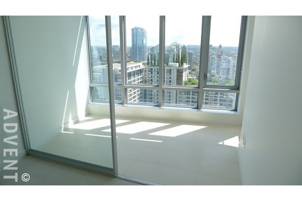 Luxury 2 Bedroom Apartment Rental at Patina in Vancouver's West End. 2701 - 1028 Barclay Street, Vancouver, BC, Canada.