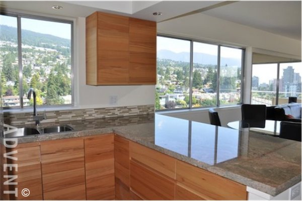 Seastrand 1 Bedroom Apartment For Rent in Dundarave West Vancouver. 1208 - 150 24th Street, West Vancouver, BC, Canada.