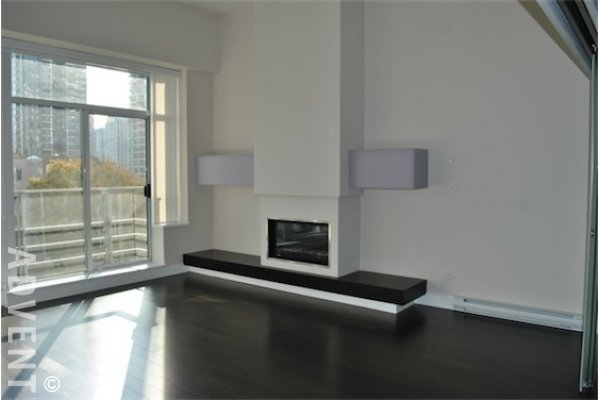 Dolce 1 Bedroom Unfurnished Apartment For Rent in Downtown Vancouver. 403 - 535 Smithe Street, Vancouver, BC, Canada.