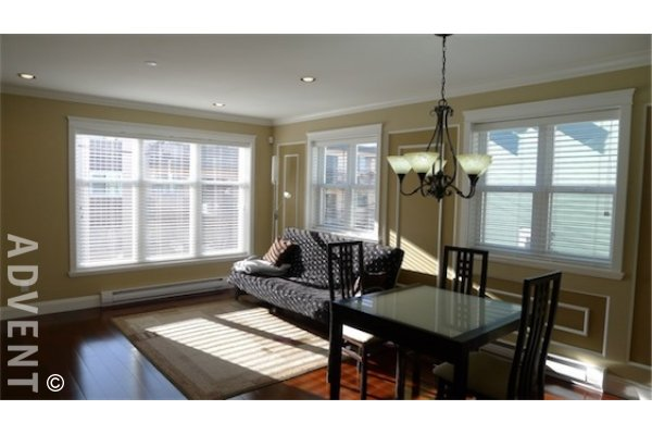 Unfurnished 2 Bedroom House For Rent in East Vancouver Near Commercial Drive. 1626 Grant Street, Vancouver, BC, Canada.