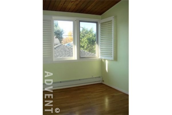 Unfurnished 4 Bedroom House For Rent in Dunbar on Vancouver's Westside. 4465 Wallace Street, Vancouver, BC, Canada.