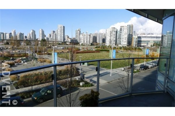 Brook 2 Bedroom Luxury Apartment Rental at The Olympic Village. 308 - 181 West 1st Avenue, Vancouver, BC, Canada.