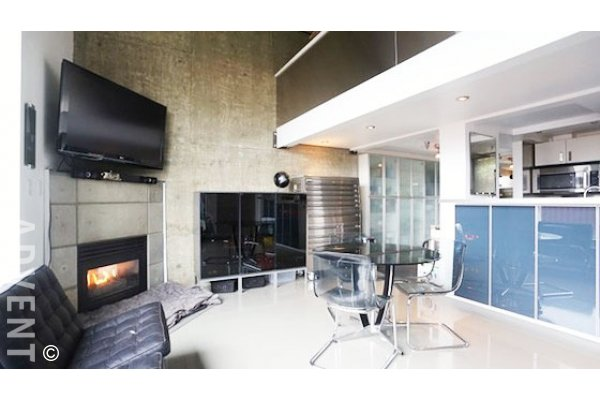 Cannery Row Loft Rental Vancouver Advent