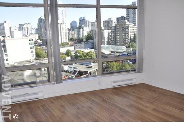 Pacific Palisades 2 Bedroom Apartment Rental in Downtown Vancouver. 1002 - 1200 Alberni Street, Vancouver, BC, Canada.