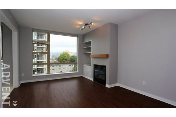 The Compton 2 Bedroom Apartment Rental in Fairview, Westside Vancouver. 602 - 1316 West 11th Avenue, Vancouver, BC, Canada.