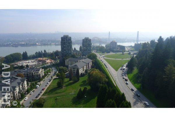 The Carlyle Apartment Rental 2205 280 Ross New Westminster