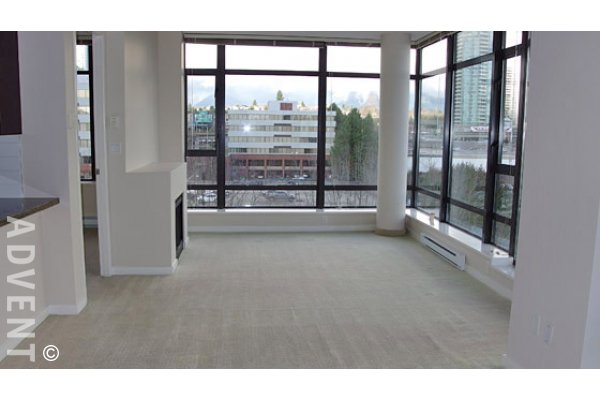 Oma 2 Bedroom Unfurnished Apartment Rental in Brentwood Burnaby. 703 - 4250 Dawson Street, Burnaby, BC, Canada.