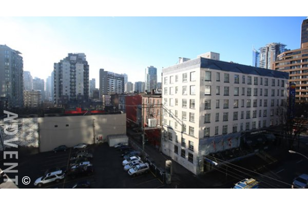 999 Seymour 1 Bedroom & Flex Apartment For Rent in Downtown Vancouver. 704 - 999 Seymour Street, Vancouver, BC, Canada.