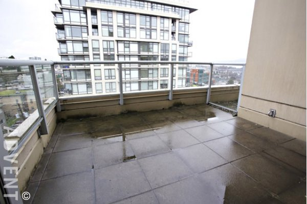 Unfurnished 1 Bedroom Apartment Rental at La Colomba in Fairview in Westside Vancouver. 1003 - 1030 West Broadway, Vancouver, BC, Canada.