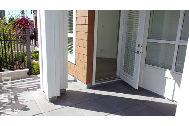Regan's Walk 2 Bedroom Unfurnished Apartment Rental in Coquitlam. 107 - 611 Regan Avenue, Coquitlam, BC, Canada.