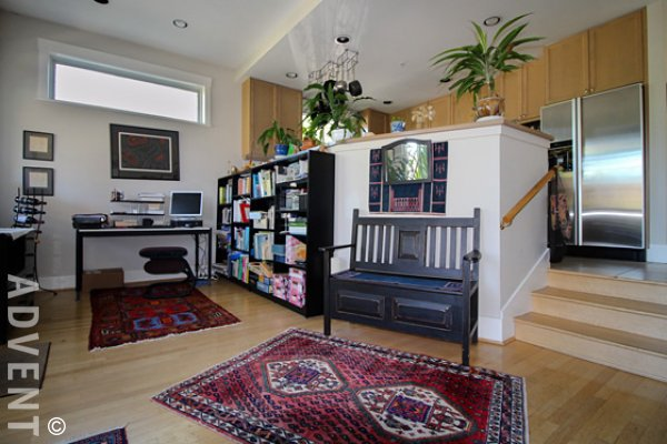Furnished 3 Bedroom House For Rent in Arbutus on Vancouver's Westside. West 18th Avenue, Vancouver, BC, Canada.