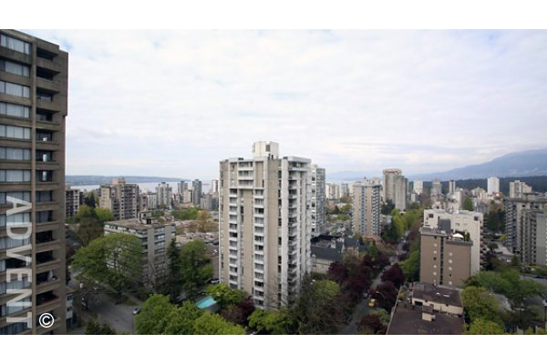 The Jetson 1 Bedroom Apartment Rental West End Vancouver ...