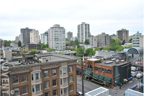 The Carlyle 1 Bedroom Apartment Rental Downtown Vancouver Advent