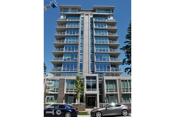 Altitude 1 Bedroom Unfurnished Apartment For Rent at SFU in Burnaby. 101 - 9080 University Crescent, Burnaby, BC, Canada.