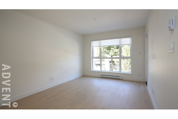 Mercer Modern 2nd Floor 2 Bedroom Unfurnished Apartment For Rent in East Vancouver. 216 - 3456 Commercial Street, Vancouver, BC, Canada.