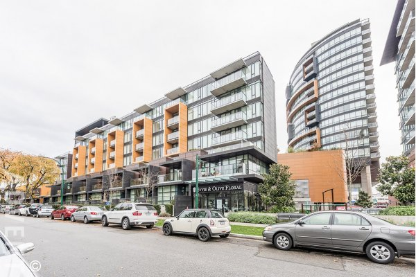 Modern 2 Bedroom Unfurnished Apartment Rental at Granville at 70th in Vancouver. 316 - 8488 Cornish Street, Vancouver, BC, Canada.