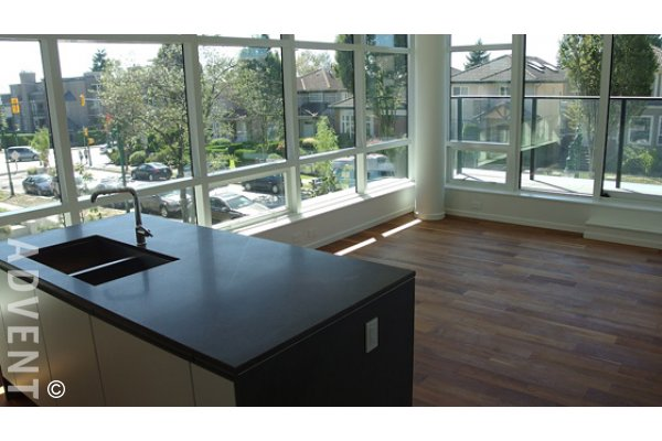 2 Bedroom Unfurnished Apartment Rental at Granville at 70th in Vancouver. 316 - 8488 Cornish Street, Vancouver, BC, Canada.