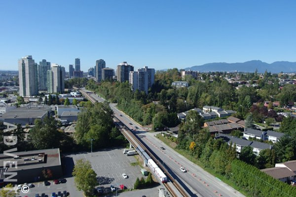 1 Bedroom & Den Unfurnished Apartment Rental at Legacy in Brentwood, Burnaby. 2401 - 2225 Holdom Avenue, Burnaby, BC, Canada.