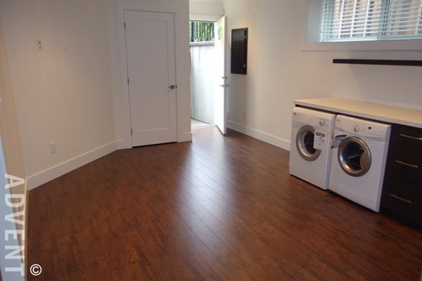 2 Bedroom Unfurnished Basement Suite For Rent in Burnaby. 3989 Pine Street, Burnaby, BC, Canada.