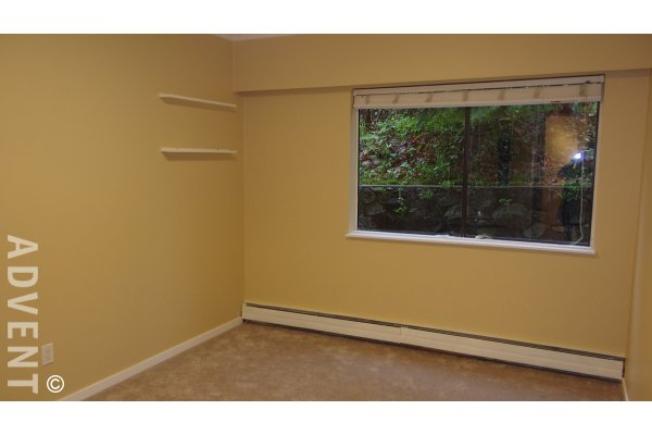 Villa Marquis 2 Bedroom Unfurnished Apartment For Rent in Port Moody. 104 - 195 Mary Street, Port Moody, BC, Canada.
