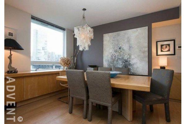 Furnished Luxury 2 Bedroom Apartment Rental At Icon In Yaletown 903