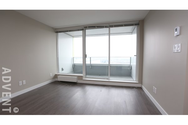 Marine Gateway 1 Bedroom Unfurnished Apartment Rental in Vancouver. 2808 - 488 SW Marine Drive, Vancouver, BC, Canada.