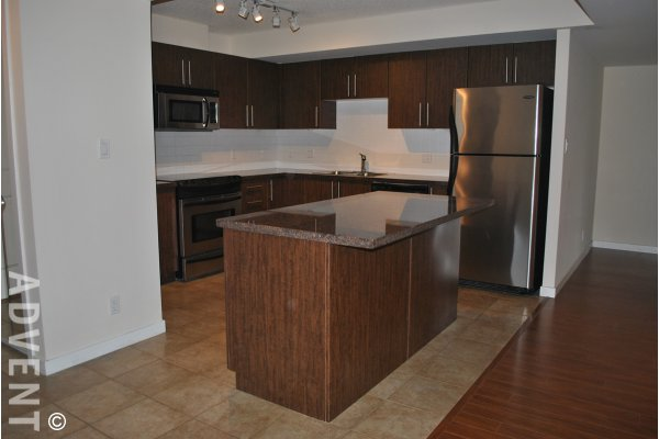 2 Bedroom Unfurnished Apartment For Rent at Fresco in Burnaby. 2104 - 2088 Madison Avenue, Burnaby, BC, Canada.