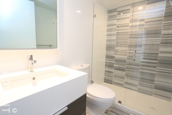 2 Bedroom Unfurnished Apartment For Rent at Lido in Southeast False Creek. 501 - 110 Switchmen Street, Vancouver, BC, Canada.