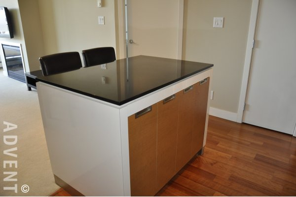 1 Bed & Den Unfurnished Apartment For Rent at Sky in Lower Lonsdale, North Vancouver. 502 - 151 West 2nd Street, North Vancouver, BC, Canada.