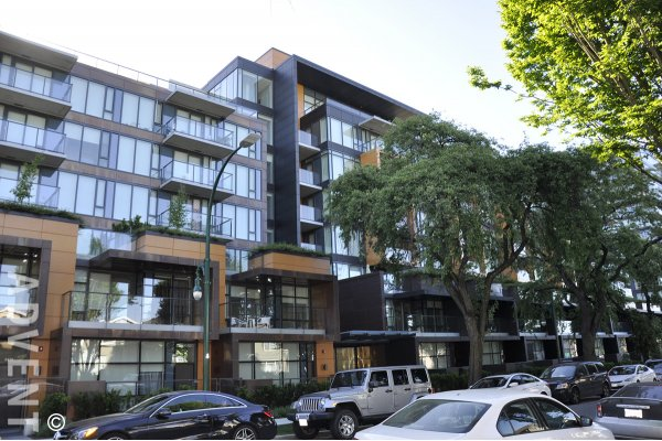 2 Bedroom Apartment For Rent at Granville at 70th in South Vancouver. 620 - 8488 Cornish Street, Vancouver, BC, Canada.