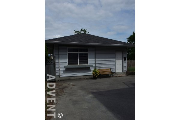 1 Bedroom Unfurnished Coach House For Rent in New Westminster. 367 Fenton Street, New Westminster, BC, Canada.