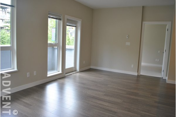 Lift 1 Bedroom Unfurnished Apartment Rental at SFU in Burnaby. 314 - 9350 University High Street, Burnaby, BC, Canada.