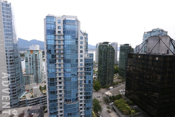 The George Luxury 2 Bedroom Penthouse Rental in Downtown Vancouver. 2203 - 1420 West Georgia Street, Vancouver, BC, Canada.