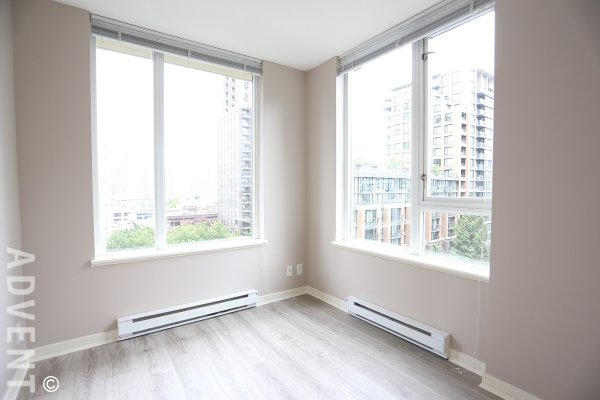 2 Bedroom Apartment For Rent at Miro in Downtown Vancouver. 706 - 1001 Richards Street, Vancouver, BC, Canada.