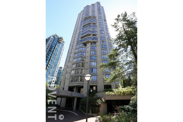 Alberni Place 2 Bedroom Apartment For Rent in Vancouver's West End. 103 - 738 Broughton Street, Vancouver, BC, Canada.