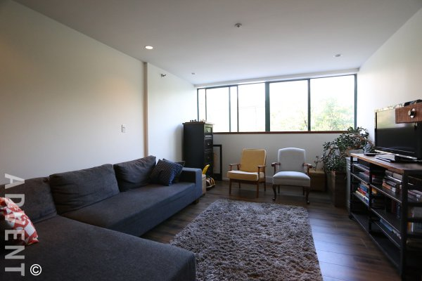 Fully Furnished 1 Bed Apartment For Rent at Cartier Place in East Vancouver. 107 - 3131 Main Street, Vancouver, BC, Canada.