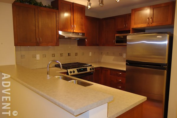 Tantalus at Silver Springs 1 Bedroom Apartment Rental in Coquitlam Centre. 306 - 2951 Silver Springs Boulevard, Coquitlam, BC, Canada.